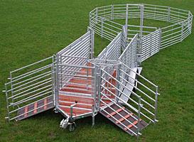 Penderfeed Livestock Equipment, Duns, Scottish Borders